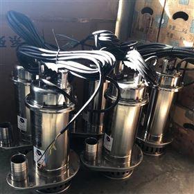 WQD15-15-1.5S不锈钢潜水排污泵