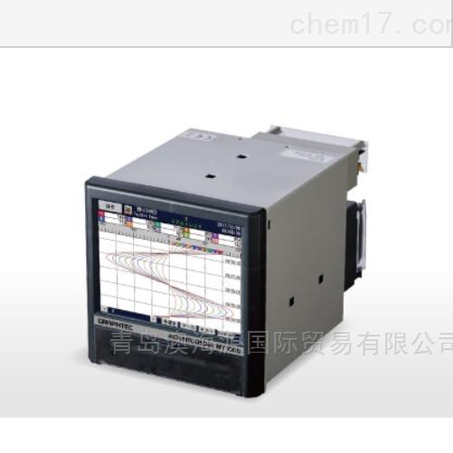 MIDI记录仪日本图技GRAPHTEC温度测试仪