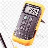 数字式温度表泰仕TES-1306测温表
