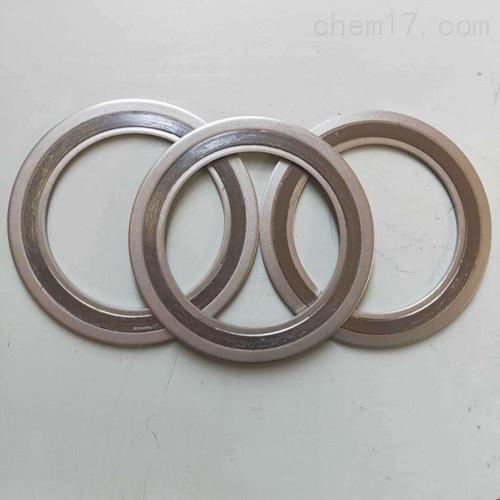*DN400碳钢内外环金属缠绕垫片