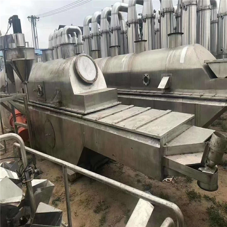 高价回收二手流化床干燥机 专业拆卸