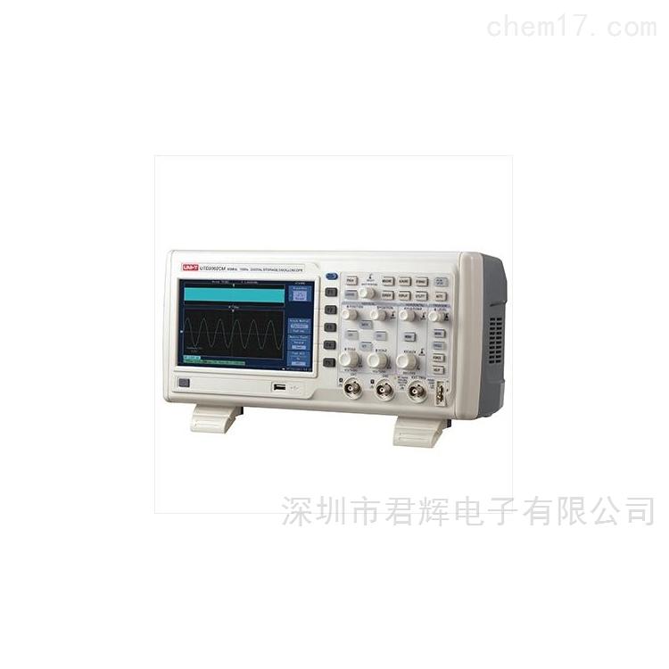 UTD2062CM数字存储示波器