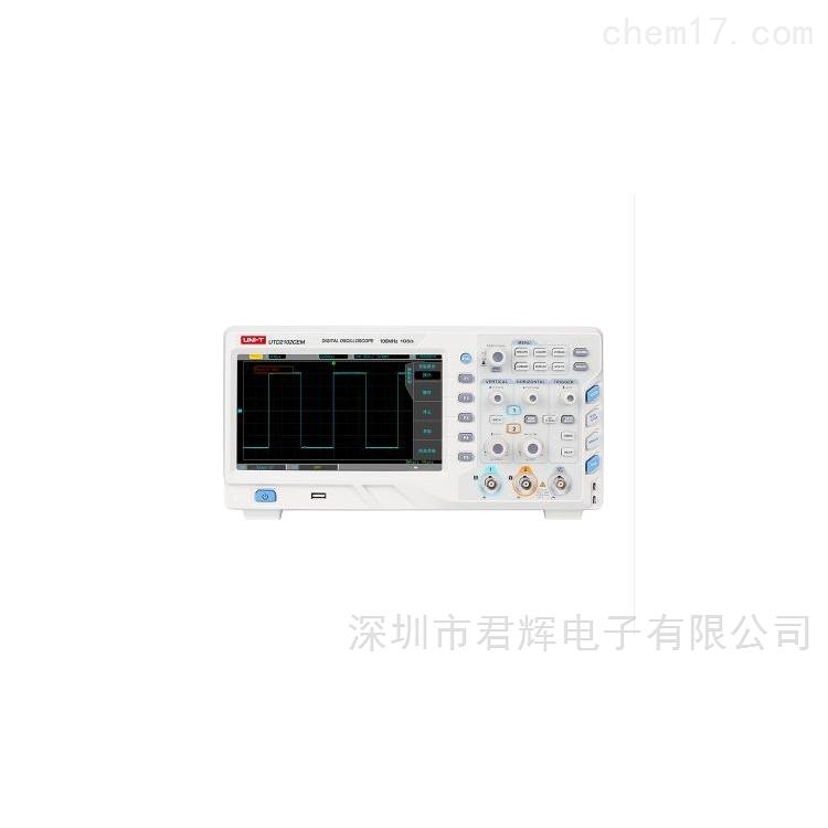UTD2102CEM示波器
