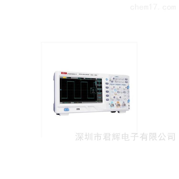 UTD2102CEX-II示波器