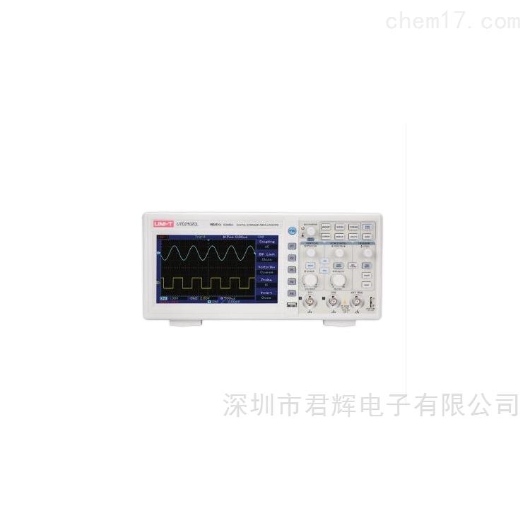 UTD2102CL数字存储示波器