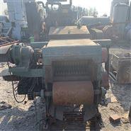 出售闲置二手216木材破碎机削片机