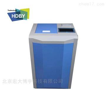 HDBY-2020汉显全自动量热仪热值测定仪煤炭化验设备