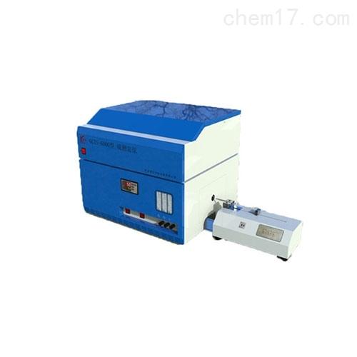 GCTS-6000型--紫外荧光定硫仪