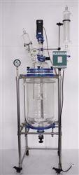 S212-XZ80L80L双层玻璃反应釜