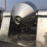 3000L不锈钢双锥干燥机二手设备