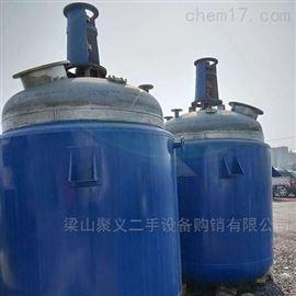 二手5吨反应釜参数多种型号