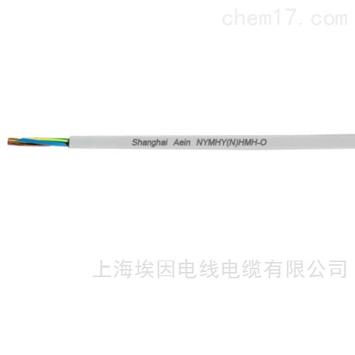 NYMHY(N)HMH-O低烟无卤阻燃耐磨电缆
