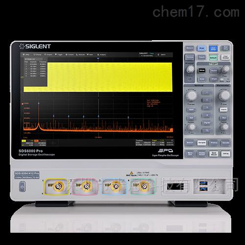 鼎阳SIGLENT SDS6104 高分辨率数字示波器