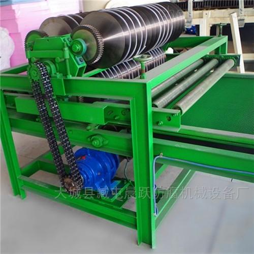 三轴免换轴无尘无损耗玻璃棉裁条机 切条机