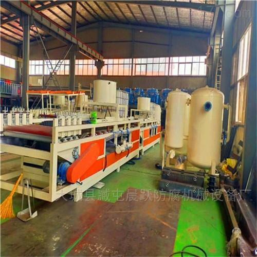 新型防火渗透硅质聚苯板生产设备 厂家报价