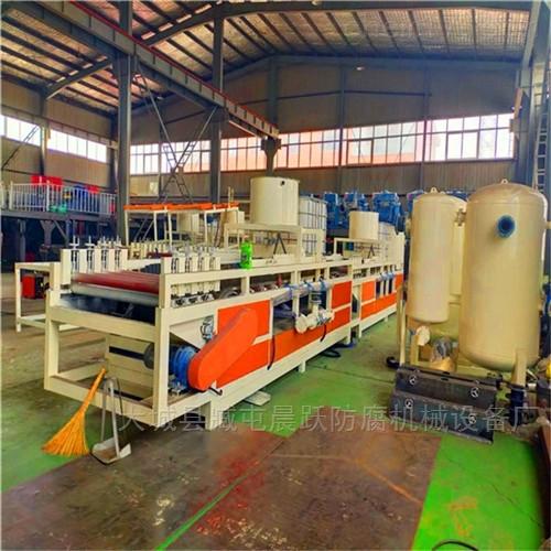 防火改性渗透型硅质板 硅岩板生产线