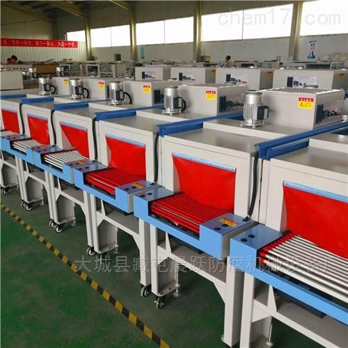 电子产品高速封切机 热收缩塑料薄膜包装机