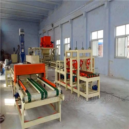 水泥基匀质板切割机 切割保温板设备