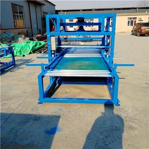 水泥基匀质保温板切割机 切割锯生产流程