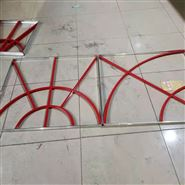 生产经典造型仿古装饰条可折弯铝隔条