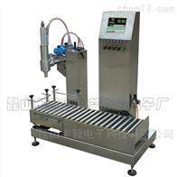 ACS液体半自动灌装机;定量防爆式灌装醋/油机