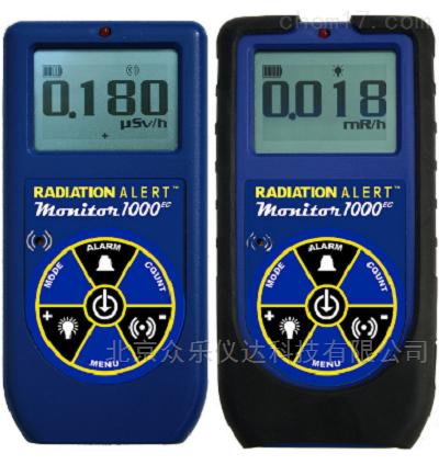 SEI 公司能量补偿型辐射检测仪