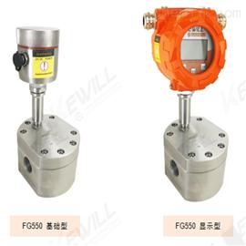 FG550系列進口容積齒輪流量計