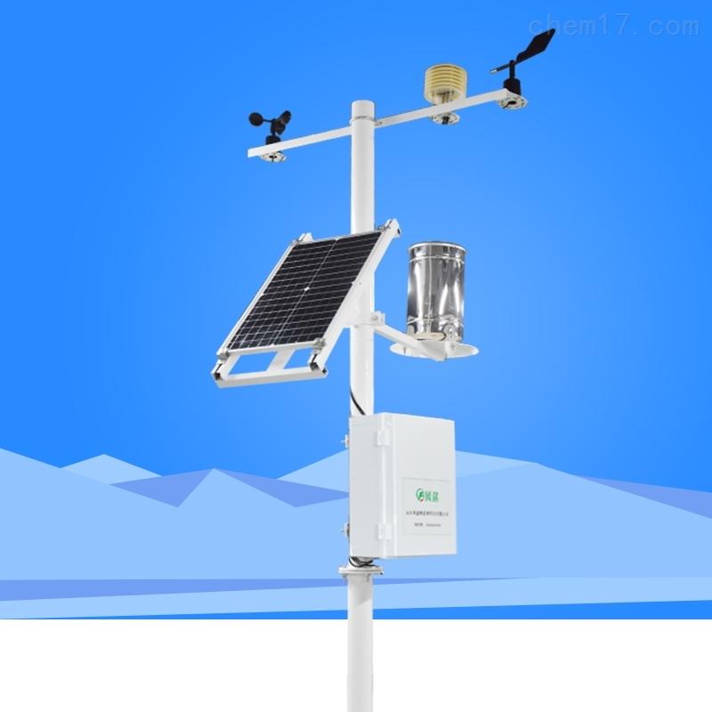 自动气象站安装方案