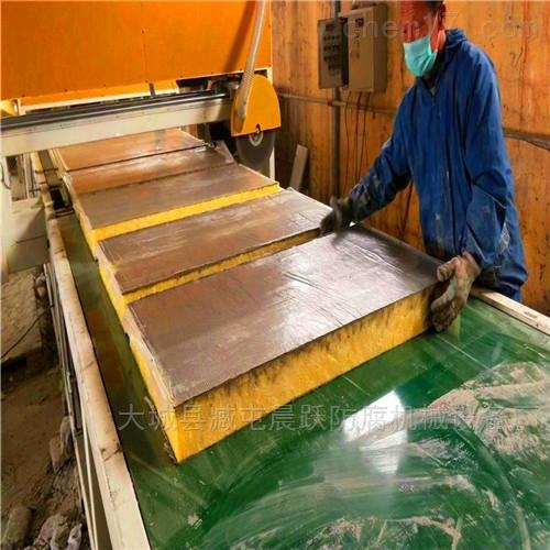 甘肃 大型岩棉砂浆水泥复合板连续生产线