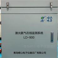 激光氨氣在線監測系統氨逃逸