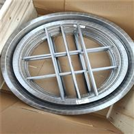 DN600碳钢内外环金属缠绕垫片