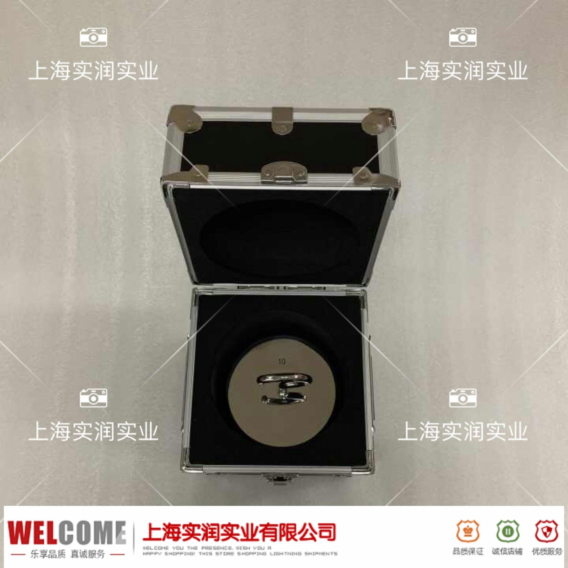 1g-5kg带钩子不锈钢砝码配铝箱包装