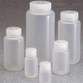 Nalgene 聚丙烯共聚物带盖广口瓶