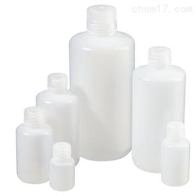 Nalgene 窄口自然色 HDPE 带盖包装瓶