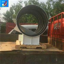 水平圆形管道支架