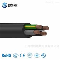 H07RN-F德标工业电缆 风能电缆