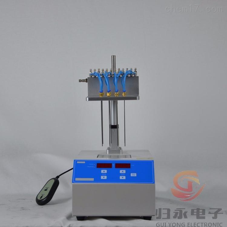 干式12位氮气浓缩器生产厂家GY-GSDCY