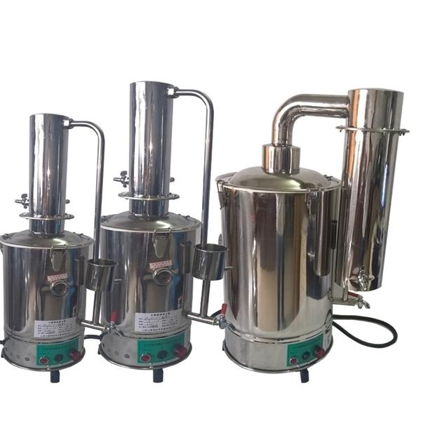 YA-ZDI-5断水自控不锈钢电热蒸馏水器