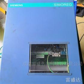 面板不亮西门子6ra28直流调速装置炸可控硅维修