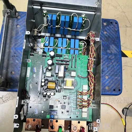 西门子直流调速器6ra80启动显示F60030维修