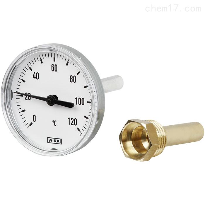 德国WIKA双金属温度计