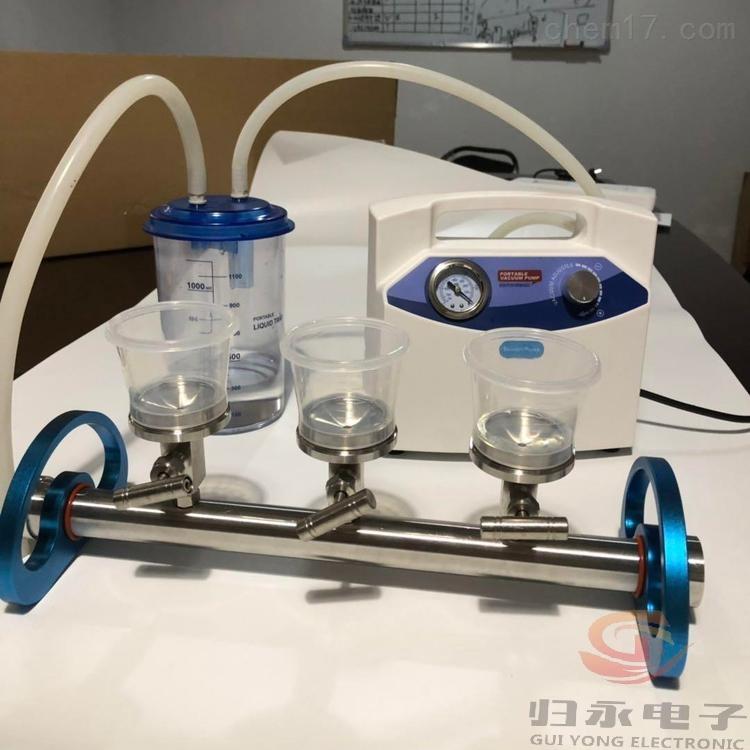 实验室3滤头微生物检测设备价格GY-ZXDY