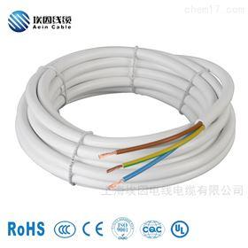 H05ZZ-F-60℃耐低温TPE绝缘护套欧标电缆