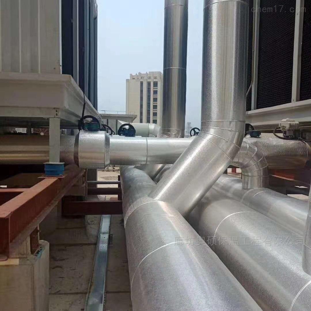 铁皮硅酸铝设备保温工程施工队