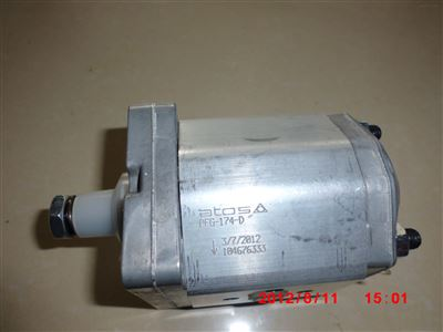 ATOS阿托斯外啮合齿轮泵PFG-214
