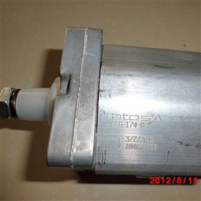 意大利阿托斯齿轮泵PFG-187