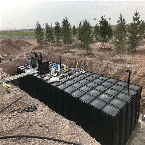 埋地式箱泵一体化泵站