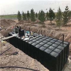 埋地式箱泵一體化泵站