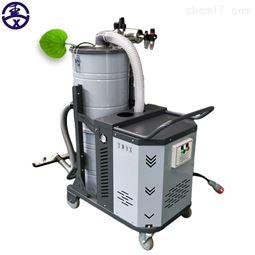 工厂的地面灰尘清洁移动吸尘器