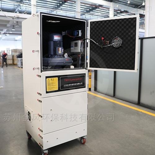 食品加工厂收集面粉用脉冲工业防爆集尘器